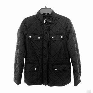 EUC Ralph Lauren Quilted Moto Jacket - Medium